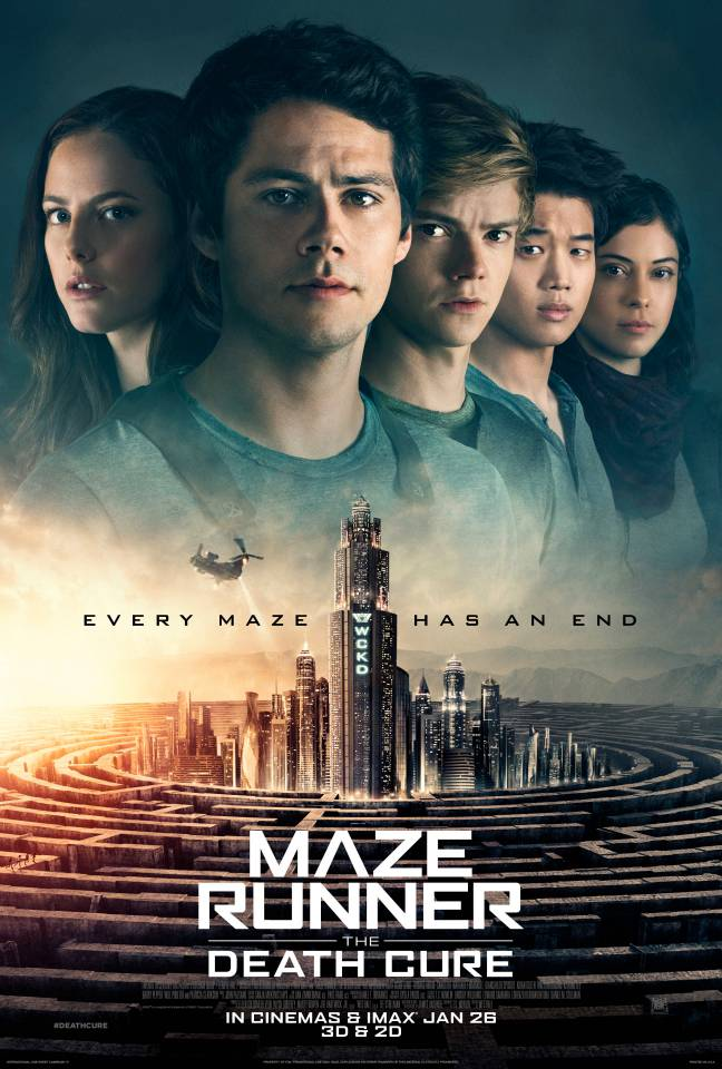 Maze Runner: The Death Cure (20th Century Fox)