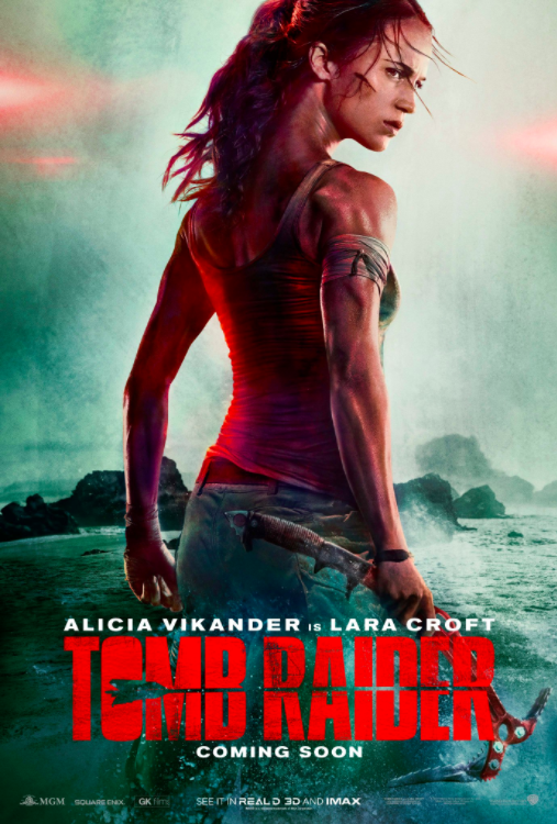 Tomb Raider (Warner Bros.)